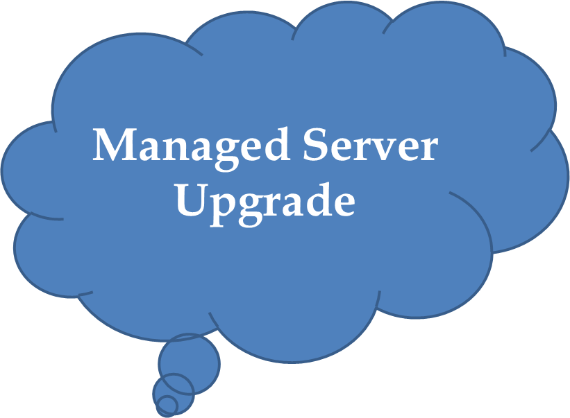 Managed Server Upgrade