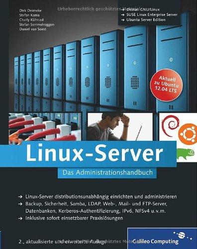 Linux-Server Das Administrationshandbuch