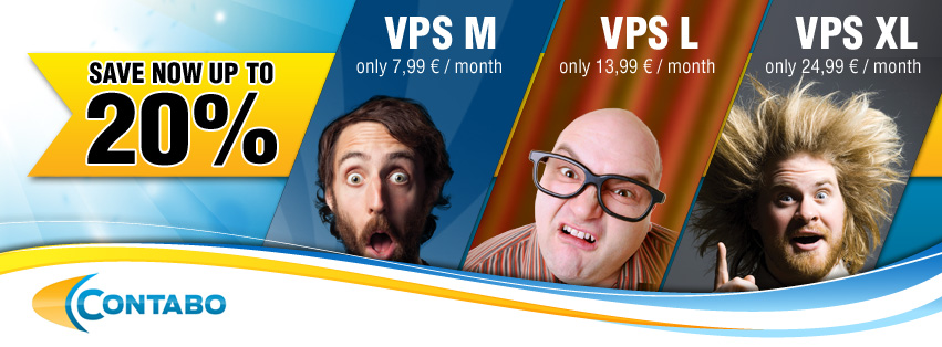 VPS price reduction