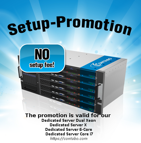Server Promotions
