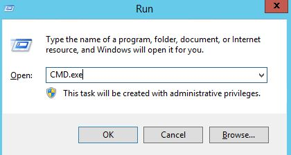 Tutorial: Changing the Windows Administrator password - The