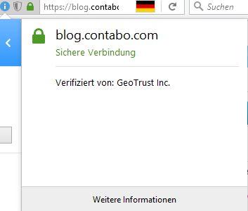 Lets Encrypt Offizieller Blog Contabode