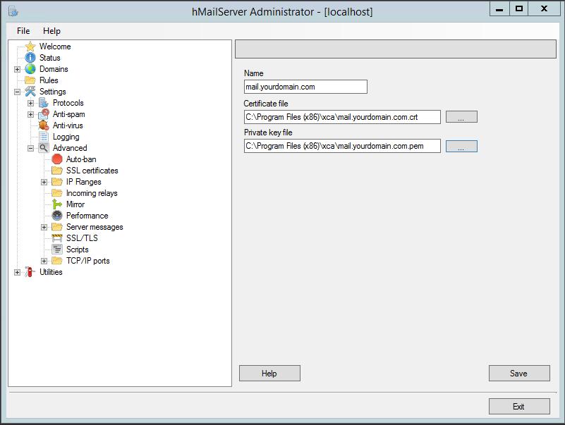 E-Mail Server unter Windows Server einrichten, Teil 2: Sicherheit